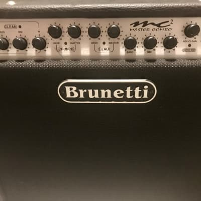 Brunetti MC2 Black with Powerlimit Exp 5 W by Marco Brunetti himself for sale