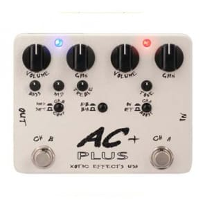 Xotic Effects - AC Plus Pedal - Xotic Effects - AC Plus Pedal for sale