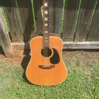 Conn  F-25 Dreadnought Acoustic Made in Japan Rosewood for sale