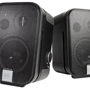 "JBL Control 2P Compact 5.25"" Powered 2-Way Studio Monitor Speaker (Pair)"