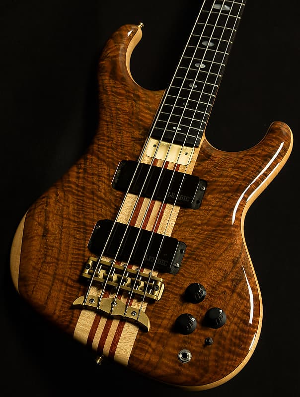 alembic 5 string bass wildwood guitars reverb. Black Bedroom Furniture Sets. Home Design Ideas