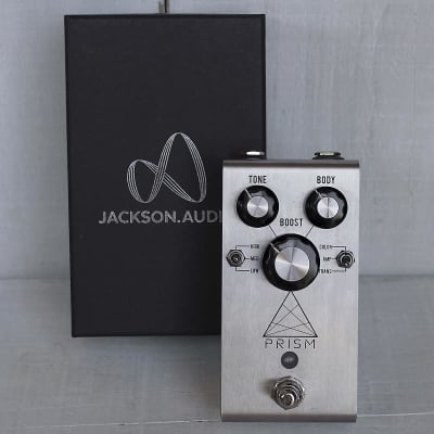 Jackson Audio Prism Preamp, Boost, Overdrive Pedal image