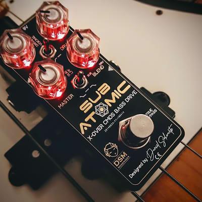 DSM Noisemaker Sub Atomic Drive 2019 black