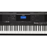 Yamaha PSR-EW400 76-Key Portable Keyboard