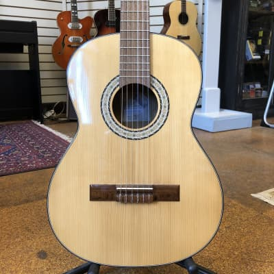 Strunal Model 4635 3/4 Size Spruce/Maple Classical Acoustic Early 2000s for sale