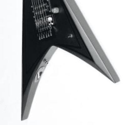 ESP Alexi Blacky Alexi Laiho Signature Metallic Black Satin