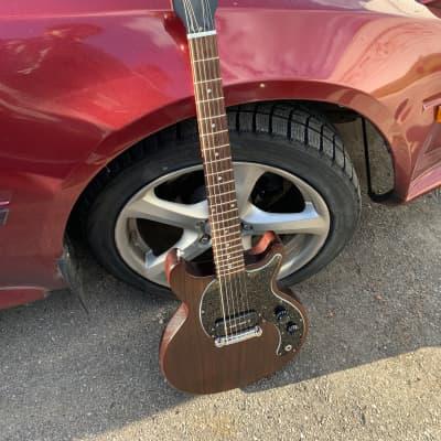 Gibson Les Paul Junior Tribute DC 2019 Worn Brown