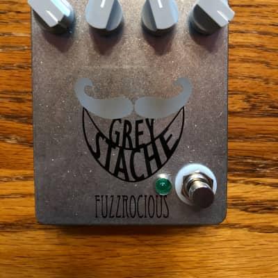 Fuzzrocious Grey Stache