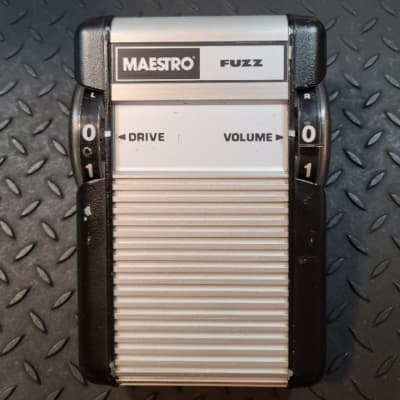 Maestro MFZ-1 Fuzz 1970's Vintage MOOG for sale