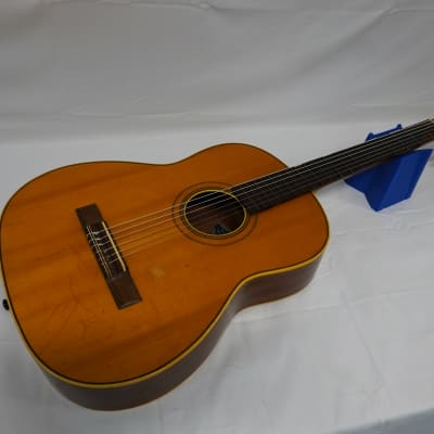 Cremona Model 400 1960s-1970s Natural Soviet Union Made In Czechoslovakia Vintage Classical Guitar for sale