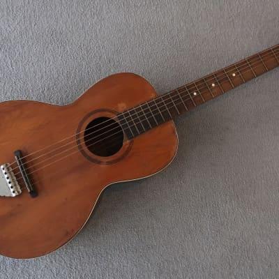 Vintage 1930s Slingerland Parlor Guitar OG Kluson Tuners Project for sale
