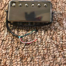 Seymour Duncan Trembucker JB Nickel