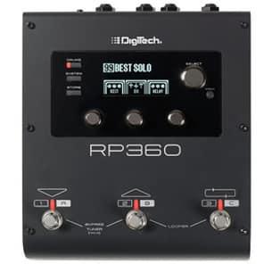 DigiTech RP360 Guitar Multi-Effects Processor