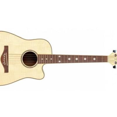 Daisy Rock Wildwood Acoustic Guitar (Bleach Blonde) for sale