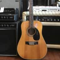 Alvarez Vintage SLM 5021 12 String Acoustic  1978 Natural for sale