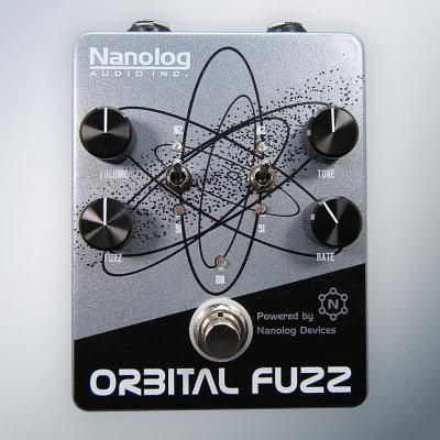 Nanolog Audio Orbital Fuzz 2018