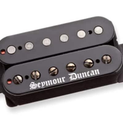 Seymour Duncan Black Winter, Humbucker Electric Guitar Bridge Pickup, Black