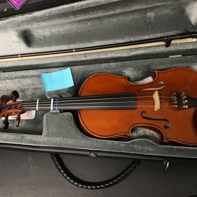 Yamaha V5 3/4 Size Student Acoustic Violin (REF #2211)