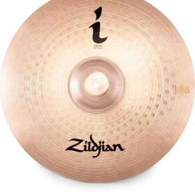 """Zildjian 18"""" I Crash Cymbal"""