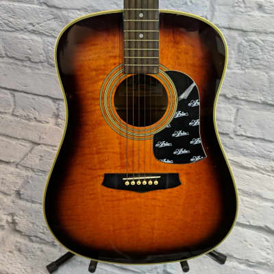 Aria AW 250 VS Acoustic Guitar in Vintage Sunburst for sale