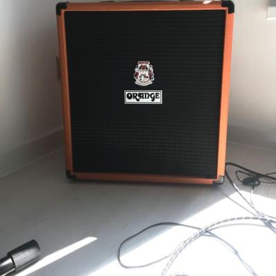 Orange CR50BXT Crush Pix 50w Bass Combo for sale