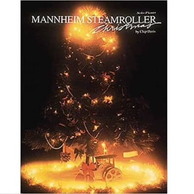 Mannheim Steamroller: Christmas (Piano Solo Songbook)