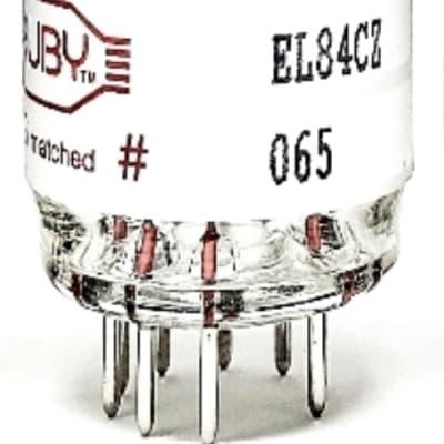 JJ EL84 single