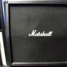 Marshall MG412ACF Angled Guitar Amplifier Speaker Cabinet Used