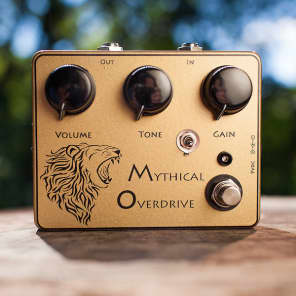 Rimrock Effects Mythical Overdrive