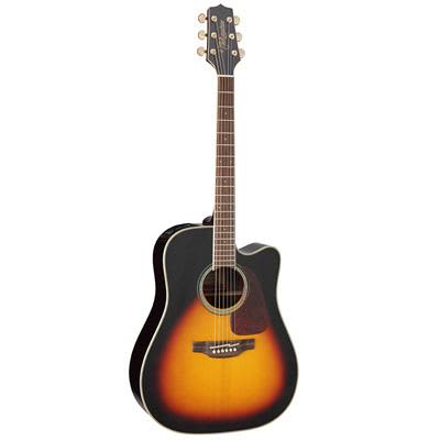 Takamine GD71CE Mahogany Dreadnaught Cutaway Sunburst Electro Acoustic Guitar for sale