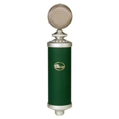 Blue Microphones Kiwi Large Condenser Microphone With S-3 Shock Mount And Case 988-000055