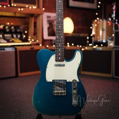 K-Line Truxton T-Style Electric Guitar in a Lake Placid Blue - Brand New - We Love these K-Lines for sale