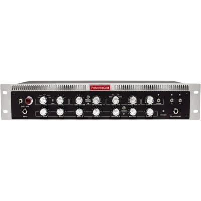Positive Grid BIAS Rack 600W Rackmount Guitar/Bass Amp Match Amplifier Powered