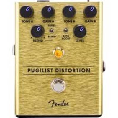 Fender Pugilist Distortion