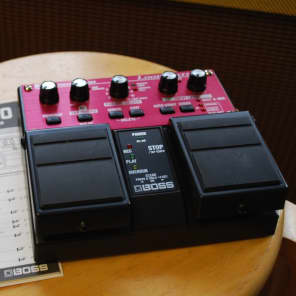 Boss RC-20 Loop Station Pedal