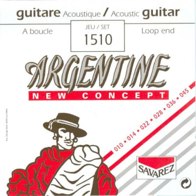 Savarez Argentine 1510 Loop End, Extra Light