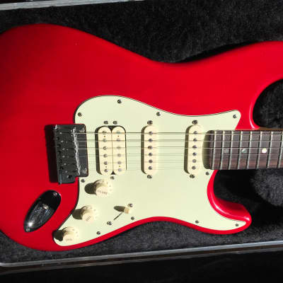 Fender American Deluxe Fat Stratocaster HSS 1999 - 2003 for sale