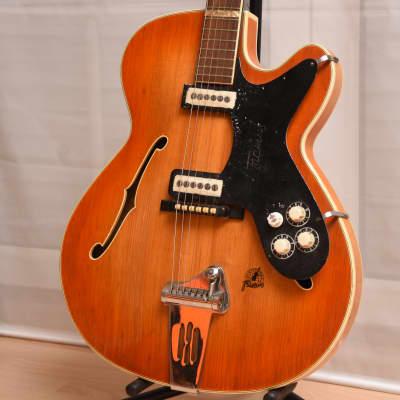 Framus Billy Lorento 5/120 – 1959 German Vinage Thinline Archtop Guitar / Gitarre PROJECT