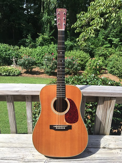 Martin D28 1955 NATURAL with factory installed Herringbone