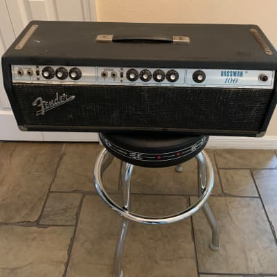 Fender Bassman 100 ( Early 70's)