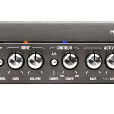 Genzler Amplification Magellan 800 Two-Channel Bass Amp image