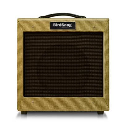 Birdsong Handmade Champ Clone with 10 inch Celestion speaker for sale