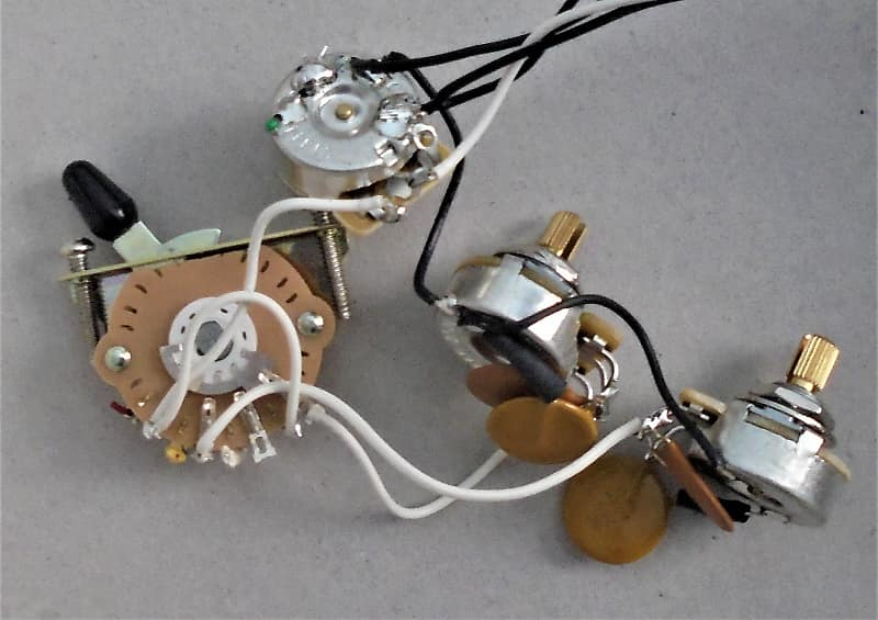 Fender American Special Stratocaster Wiring 5 Way Switch Cts