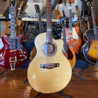 J's Acoustics SJ-35 with RoadRunner Case for sale