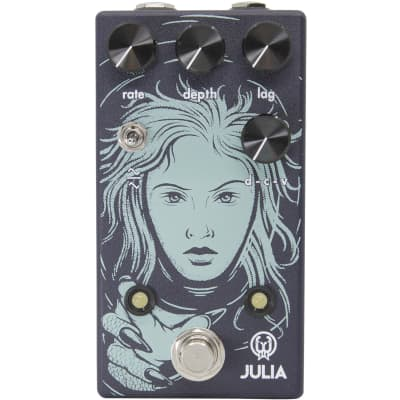 Walrus Audio Julia V2 chorus/vibrato analogique for sale