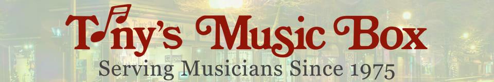 Tony's Music Box Ltd.