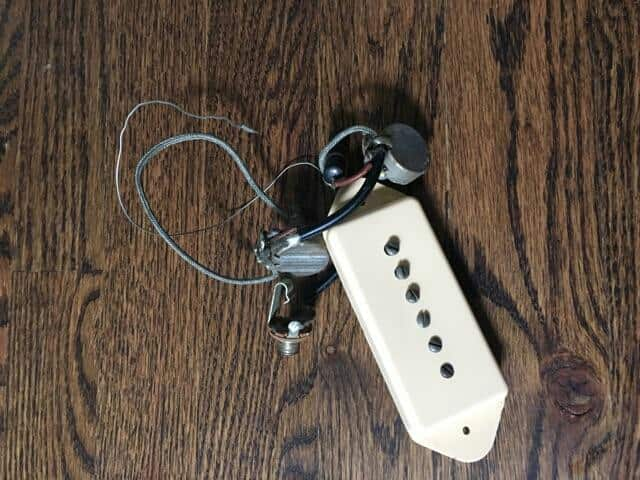 p90 wiring harness gibson p90 wiring diagram gibson es 125 p90 and wiring harness 1956 creme   reverb