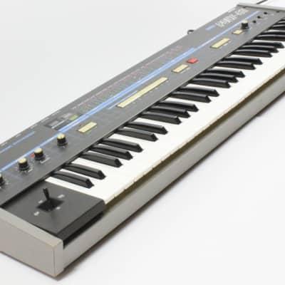 Vintage 1981 Korg Poly 61 Analog Polysynth Synthesizer Synth DCO VCF
