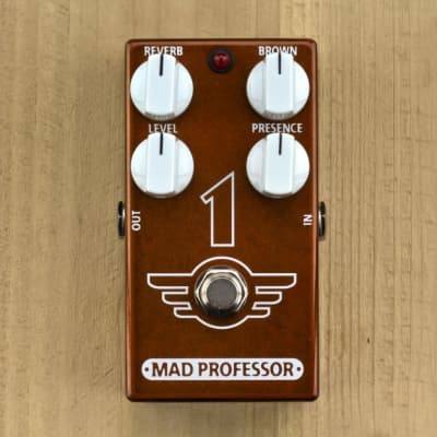 Mad Professor One-Pedal Distortion Reverb for sale
