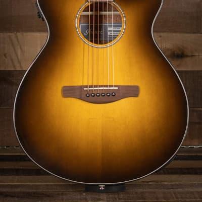 Ibanez AEG50 Acoustic-Electric Guitar Dark Honey Burst